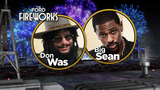 "Don Was and Big Sean celebrity guests on ""Ford Fireworks"" June 26"