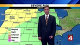 Local 4Casters: Cloudy day in the D