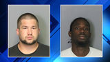 2 men arrested after leading Ferndale police on chase, hiding in yards