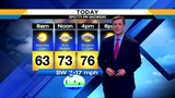 Local 4Casters: Sunny now, could be raining later