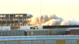 VIDEO: Implosion of former Budd Wheel Building on Detroit's east side