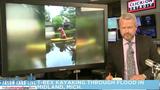 Jason Carr Live: T-Rex kayaking in Midland, bears swimming to beat heat
