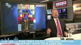 Jason Carr Live: Giant lobster found by TSA, Nintendo brings back a classic