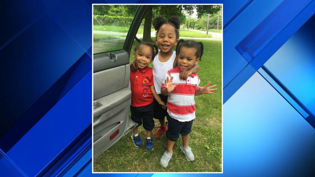 Twins killed in house fire on Lahser Road in Detroit with cousin