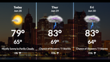 Weather forecast: Cool start in the 50s in Metro Detroit