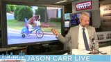 Jason Carr Live: Freeway full of chickens, bears looking through refrigerators