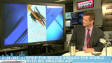 Jason Carr Live: Beetle creates masterpieces, raccoon terrified by fireworks