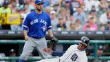 Cabrera's walk in 11th gives Tigers victory over Blue Jays