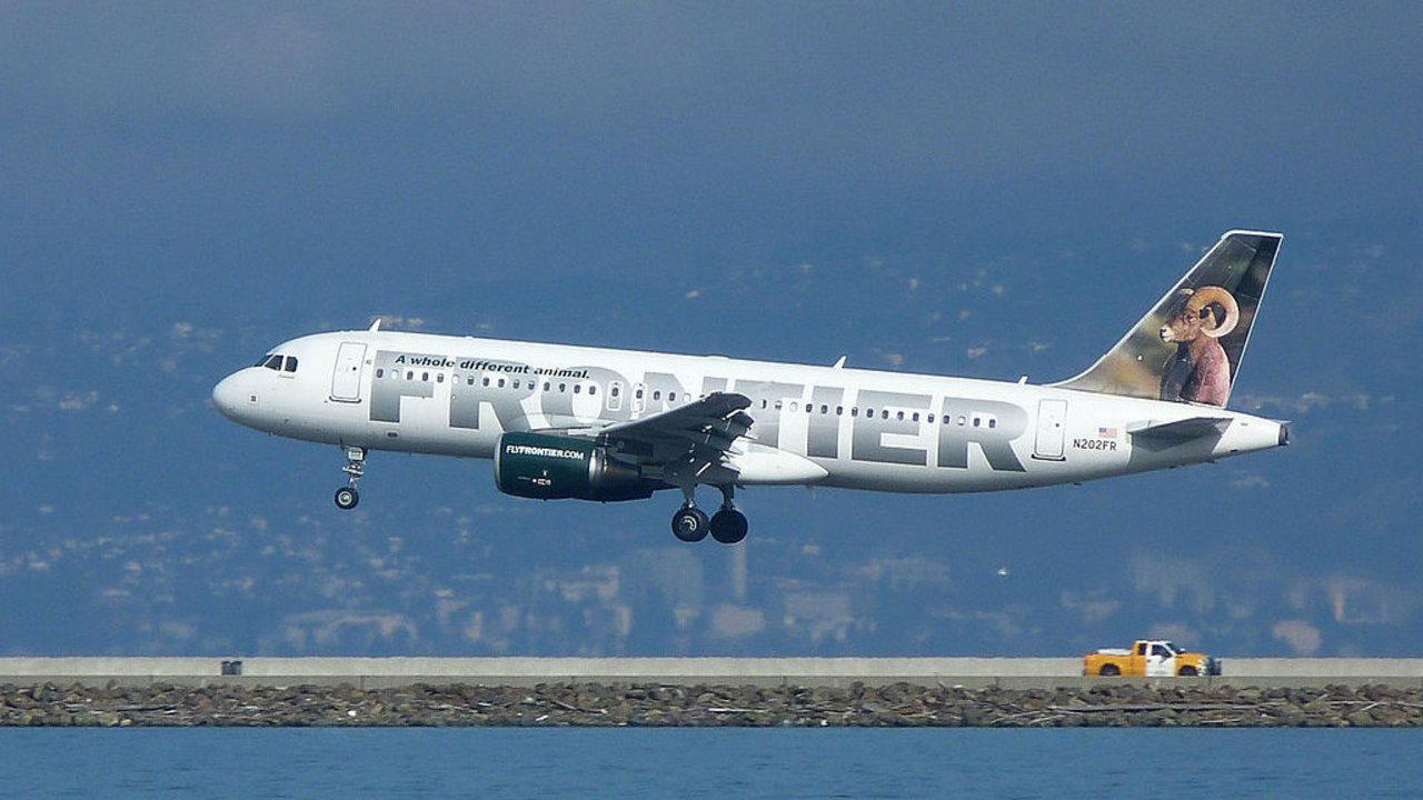 Frontier Airlines flight under investigation after unknown...