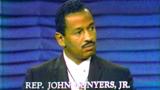 Rep. John Conyers discusses Detroit riots as authorities regain control of city