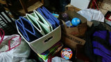 Mom uses strategy to clear out clutter