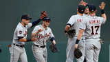 Iglesias, Boyd lead Tigers over Twins 9-6
