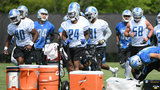 2017 Detroit Lions roster: Look up player numbers