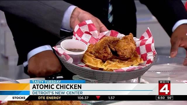 Tasty Tuesday: Atomic Chicken