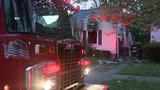2 Detroit firefighters injured battling house fire on Minock Street