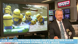 Jason Carr Live: Minions drifting down river, rabbits on the backs of sheep