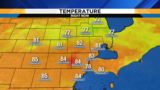 Dry spell to continue in Metro Detroit