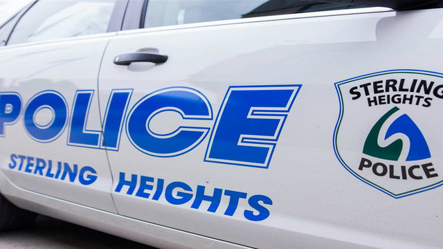 Sterling Heights police officer involved in shooting