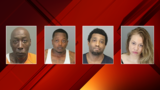 4 charged in opioid drug, human trafficking operation out of Metro Detroit