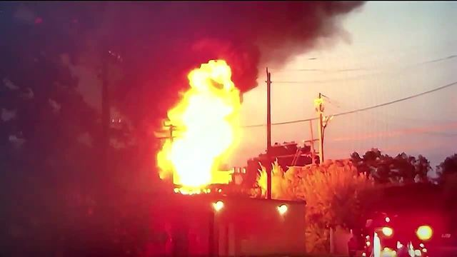 Fire at DTE substation in Plymouth knocks out power