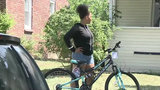 Police replace bicycle stolen from 14-year-old girl in Trenton
