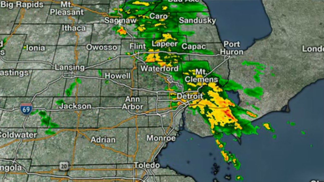 live radar storms moving through se michigan. Black Bedroom Furniture Sets. Home Design Ideas