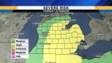 SE Michigan under severe storm threat Thursday&#x3b; thunderstorms, downpours&hellip&#x3b;