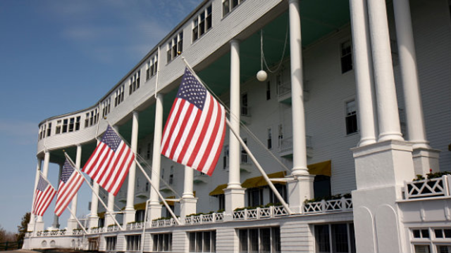 Michigan's historic Grand Hotel opens for 132nd season on May 4, debuts…
