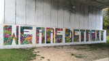 Opening set for Detroit greenway shipping container project