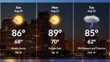 Metro Detroit Weather: Saturday night becomes clear, cool