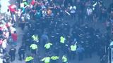 Conservative activists leave Boston 'Free Speech Rally'