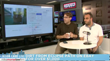 Jason Carr Live: Eclipse dirt, White House renovations, newest terrifying robots