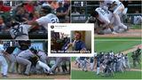 Justin Verlander tweets hilarious reaction to Tigers-Yankees brawl&hellip&#x3b;