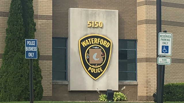 Waterford cop put on unpaid administrative leave after being charged…
