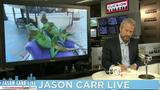 Jason Carr Live: Tomato fight in spain, autonomous deliveries in Ann Arbor