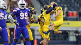 Michigan football kicker Quinn Nordin justifies Jim Harbaugh sleepover&hellip&#x3b;