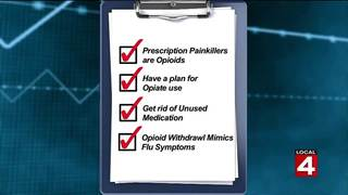 Checklist for helping someone with opioid addiction