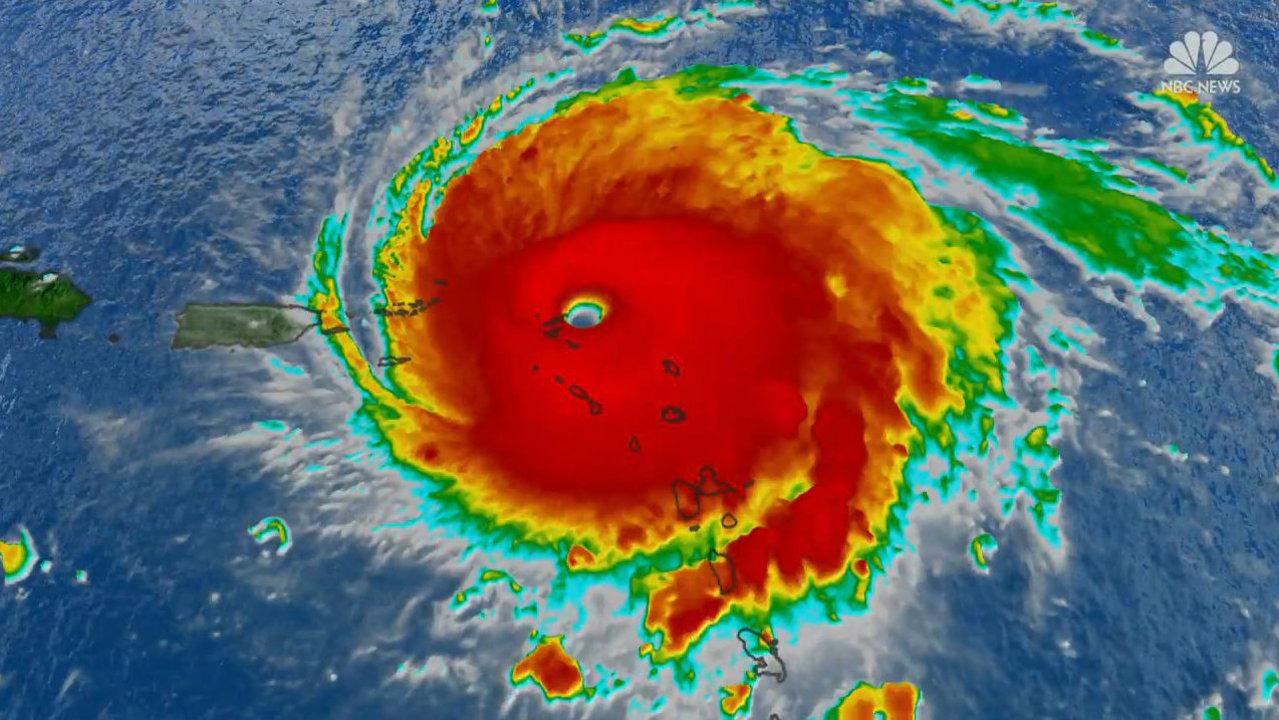 Hurricane Stream