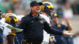 Does Michigan football have the toughest schedule of any top-25 team?