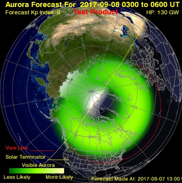 Solar Storm May Make Northern Lights Visible In Far NorCal