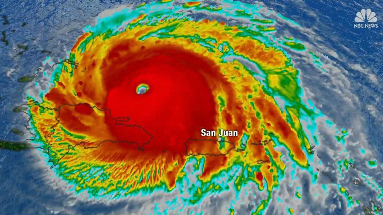 Live Radar Stream Florida Keeps Wary Eye On Hurricane Irma