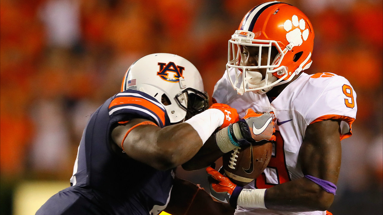 Kickoff times, TV channels set for 3 Auburn football games