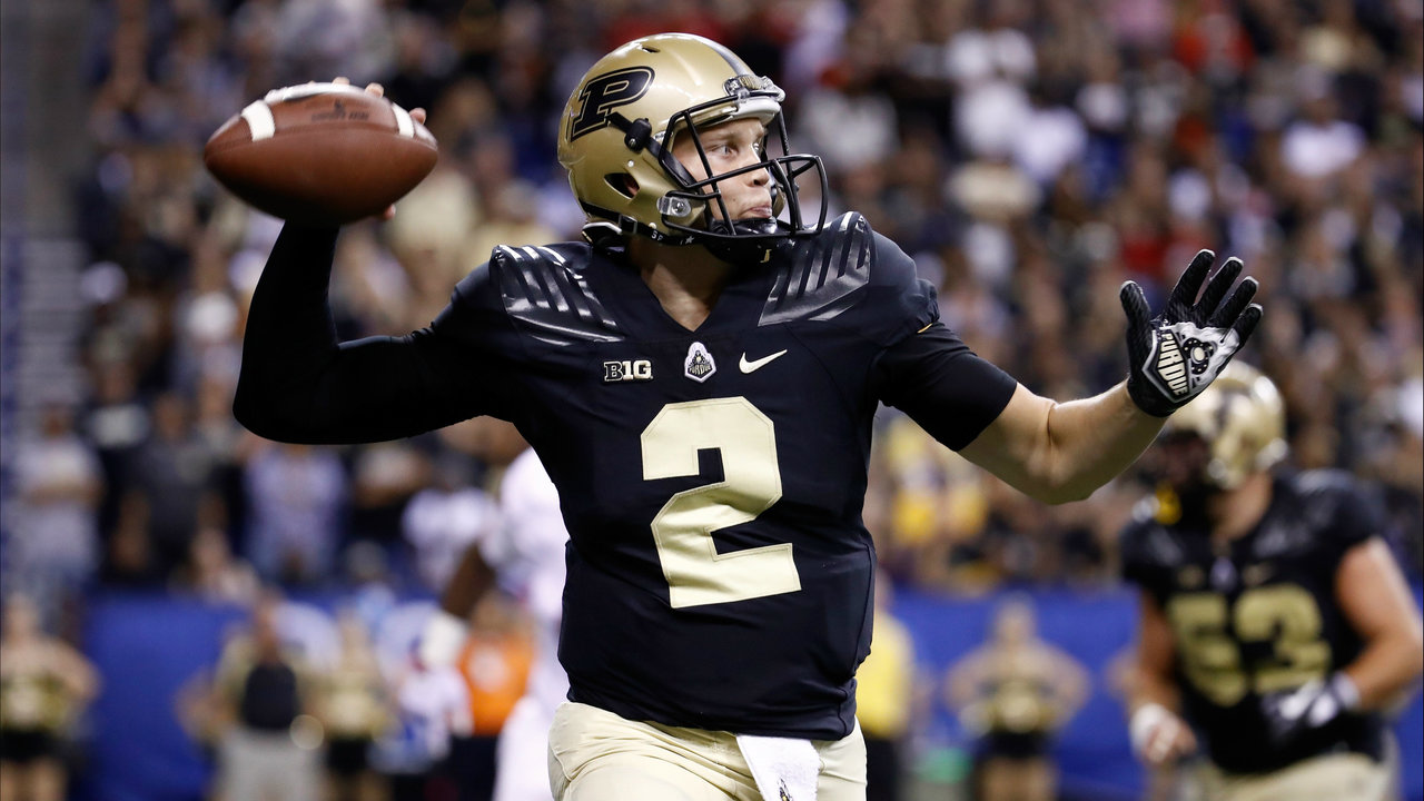 purdue football vs  ohio  time  tv schedule  game preview