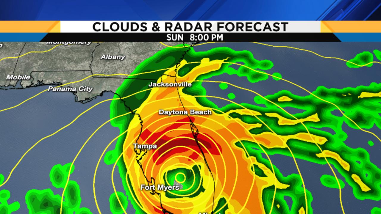 Radar Map Florida.Hurricane Irma Radar Map Cinemas 93