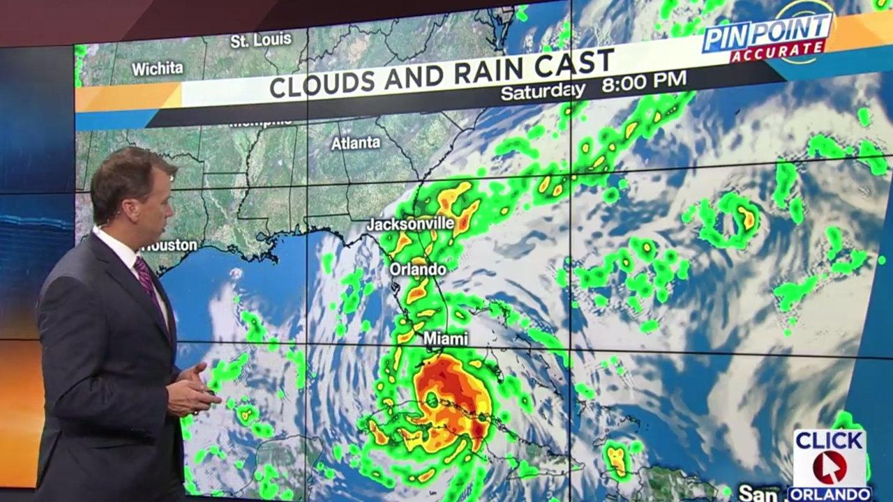live coverage  hurricane irma bears down on florida