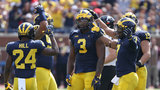 3 young defensive players lead Michigan football to 2-0 start