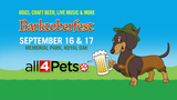 Barktoberfest for dog and beer-lovers in Royal Oak this weekend