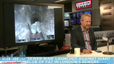 Jason Carr Live: Fatberg discovered in London sewers, new iPhone specs