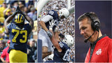 Big Ten football power rankings: Michigan stays on top, Ohio State tumbles