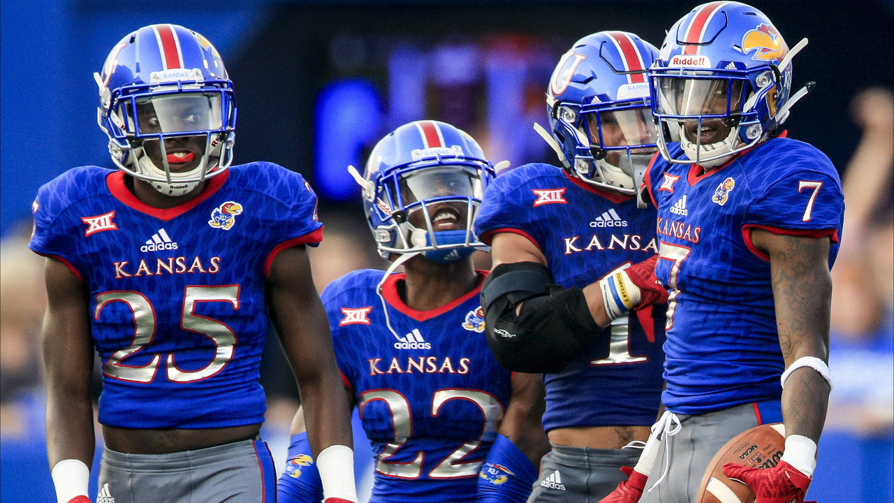 low priced 27ac0 d1d63 Kansas vs. Ohio football: Time, TV schedule, game preview, score